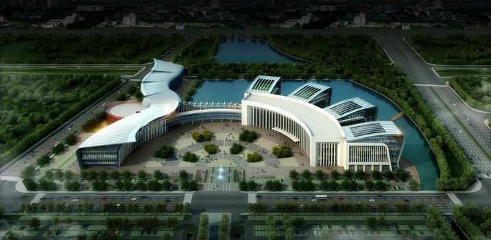 Yinchuan.China_Hall