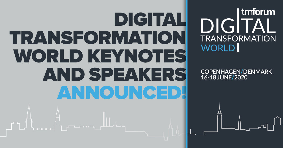 Deutsche Telekom, MTN, Telefónica and Orange Headline Digital Transformation World